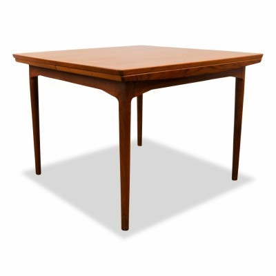 Dining table from the fifties by Arne Vodder for Cado