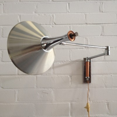 Wall lamp from the sixties by unknown designer for unknown producer