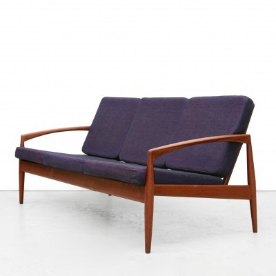 Paper Knife / Model 121 sofa by Kai Kristiansen for Magnus Olesen, 1960s