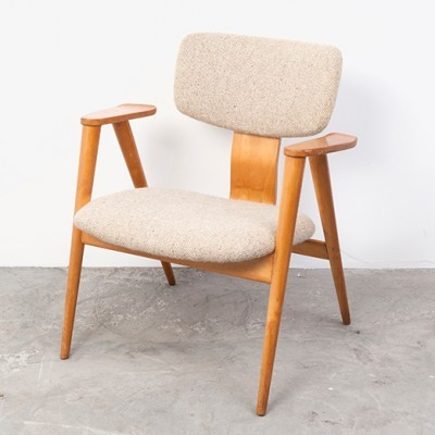 FB14 lounge chair by Cees Braakman for Pastoe, 1950s
