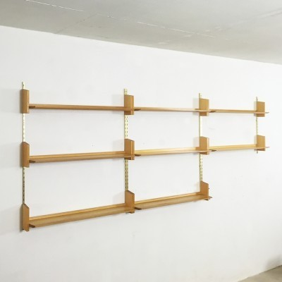 Wall unit from the fifties by Helmut Magg for WK Möbel