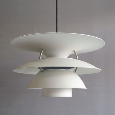 PH 5-4 1/2 Charlottenborg hanging lamp by Poul Henningsen & Sophus Frandsen for Louis Poulsen, 1930s