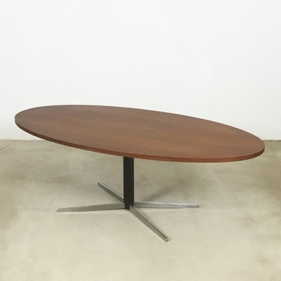 Dining table from the fifties by Wilhelm Renz for Wilhelm Renz