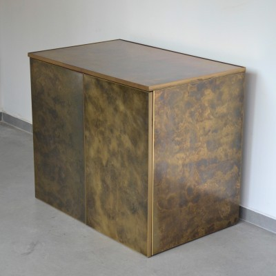 Cabinet from the seventies by unknown designer for Maison Jansen