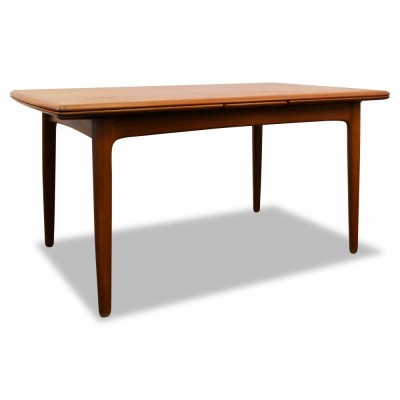 Dining table by Svend Aage Madsen for K. Knudsen & Søn, 1950s