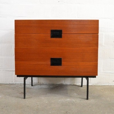 DU10 chest of drawers from the sixties by Cees Braakman for Pastoe
