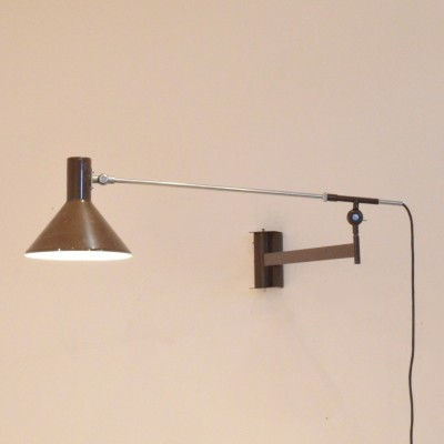 Wall lamp from the fifties by unknown designer for Artimeta