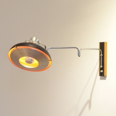 Wall lamp from the fifties by unknown designer for Larko