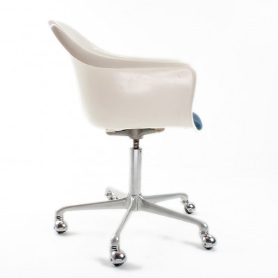 Office chair from the sixties by K. Schafer for Interlübke