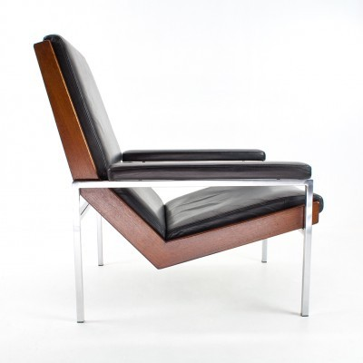 Lotus lounge chair from the sixties by Rob Parry for Gelderland