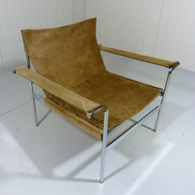 D99 lounge chair from the sixties by Hans Könecke for Tecta