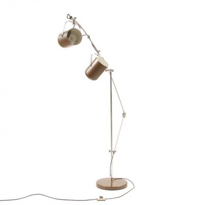 Floor lamp from the sixties by unknown designer for Gepo