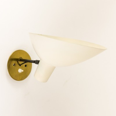 Visor wall lamp from the fifties by Vittoriano Vigano for Arteluce