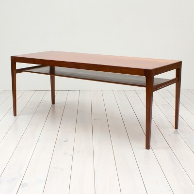 Coffee table from the sixties by unknown designer for Ludwig Pontoppidan