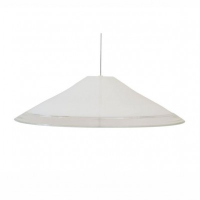 Malaina hanging lamp from the sixties by Renato Toso for Leucos