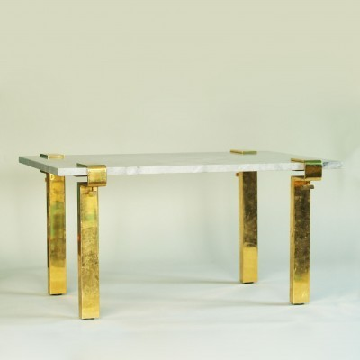 T9 coffee table from the seventies by François Arnal for Atelier A