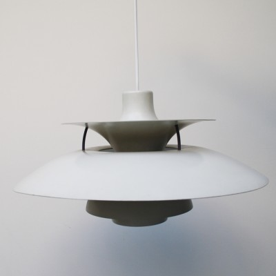 PH5 hanging lamp by Poul Henningsen for Louis Poulsen, 1950s