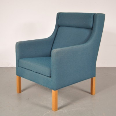 Arm chair by Børge Mogensen for Fredericia Stolefabrik, 1960s