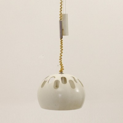 S 445 hanging lamp by Luci, 1970s