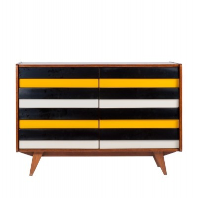 U-450 chest of drawers by Jiří Jiroutek for Interier Praha, 1960s