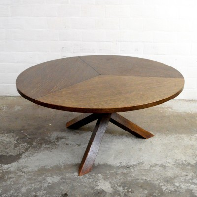 Dining table from the fifties by Martin Visser for Spectrum