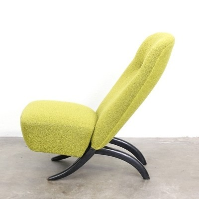 Congo lounge chair from the fifties by Theo Ruth for Artifort