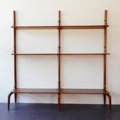 Free Standing wall unit by Louis van Teeffelen for Wébé, 1960s