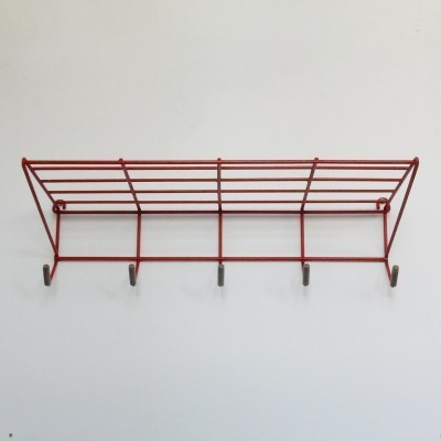 DH05 Nieuw Deurne coat rack from the fifties by Friso Kramer for Spectrum