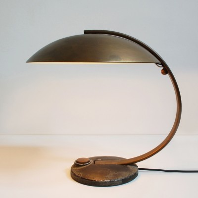 Desk lamp by Egon Hillebrand for Leuchtenfabric Hillebrand, 1950s