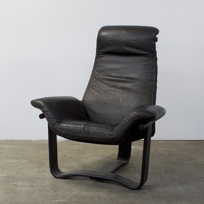 Manta lounge chair from the seventies by Ingmar Relling for Westnofa