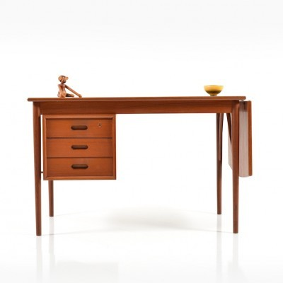 Writing desk by Erik Buch for O. D. Møbler, 1960s