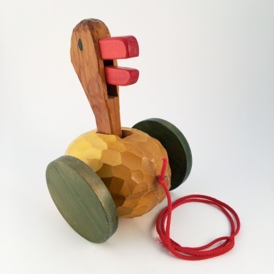 Duck children furniture from the sixties by unknown designer for Waldorf Schule Germany