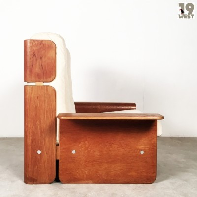Lounge chair from the sixties by unknown designer for CFC Silkeborg