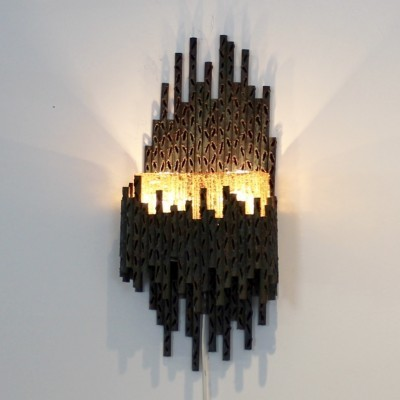 Wall lamp from the seventies by Marcello Fantoni for unknown producer