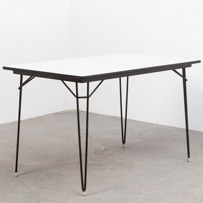 Dining table from the fifties by unknown designer for Kembo