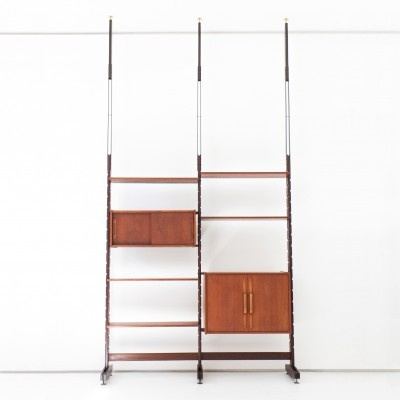 2 x Ico Parisi wall unit, 1950s