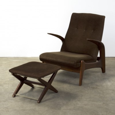 Rock N Rest lounge chair by Gimson & Slater, 1960s