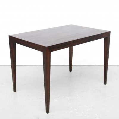 Side table from the sixties by Severin Hansen for Haslev