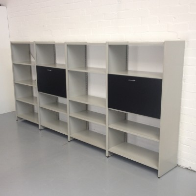 Model 5600 wall unit from the fifties by André Cordemeyer for Gispen
