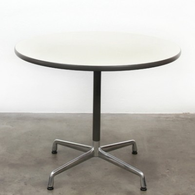 Action Office series dining table from the sixties by Charles & Ray Eames for Herman Miller