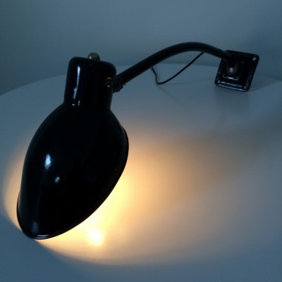Wall lamp from the thirties by Marianne Brandt & Hin Bredendieck for Kandem