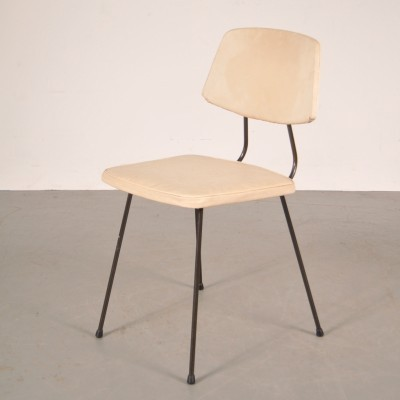 Dinner chair from the fifties by Rudolf Wolf for Elsrijk