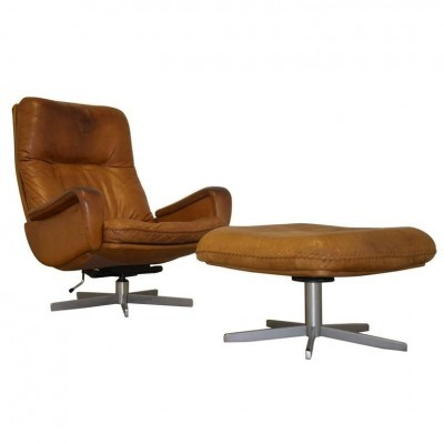 S-231 arm chair from the sixties by De Sede Design Team for De Sede