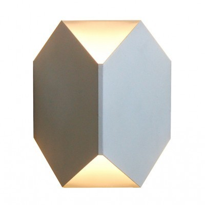 Seks-tre wall lamp from the sixties by Ole Panton for Lyfa