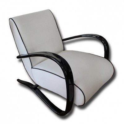 H-269 arm chair from the thirties by Jindřich Halabala for UP Závody Brno