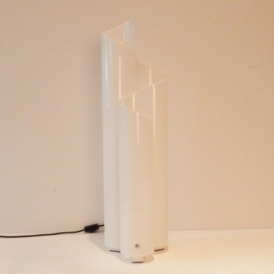 Mezzachimera floor lamp from the seventies by Vico Magistretti for Artemide