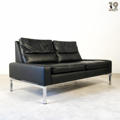 Sofa from the sixties by bj dahlqvist for bd furniture - Sofa piel vintage ...