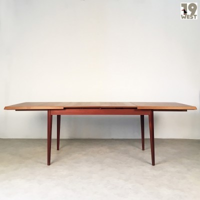 Dining table from the sixties by Aage Schmidt Christensen for Fritz Hansen