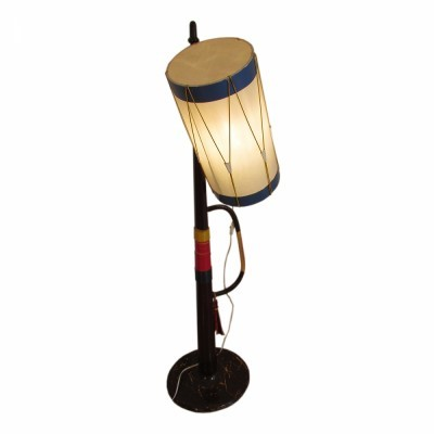 Jazz floor lamp from the fifties by unknown designer for unknown producer