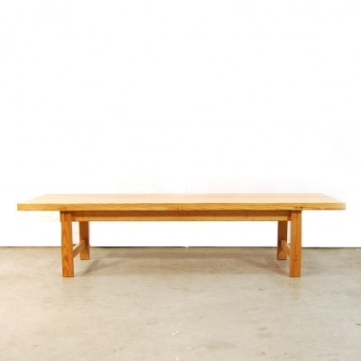 Bench by Hugo Svensson for Bjärnums Möbelfabriker, 1960s